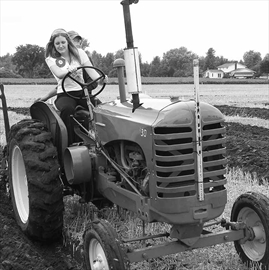 Queen of the Furrow wins VIP plowing– Image 1