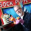Vaughan's Steve Shnier promotes literacy through puppetry