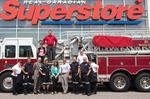 City thanks Real Canadian Superstore for support
