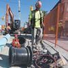 Infrastructure improvements