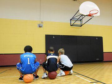 Basketball space