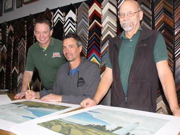 Collingwood artist lends work to benefit Nottawasaga Lighthouse