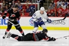 Brown, Matthews power Maple Leafs past Hurricanes 4-0-Image1