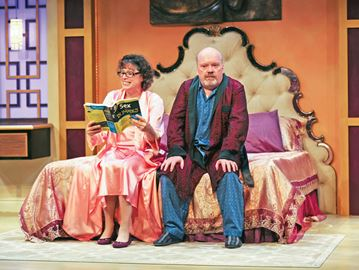 Directing 'Sexy Laundry' at King's Wharf Theatre in Penetanguishene latest challenge for 'Murdoch Mysteries' actor