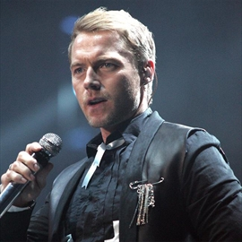 No regrets for Ronan Keating -Image1