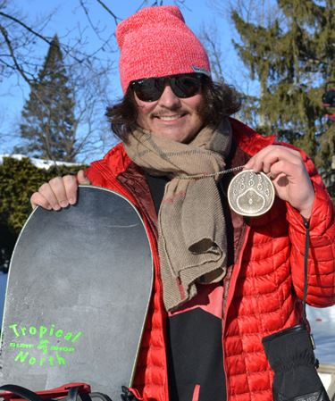 Barrie snowboarder brings home bronze from X-Games