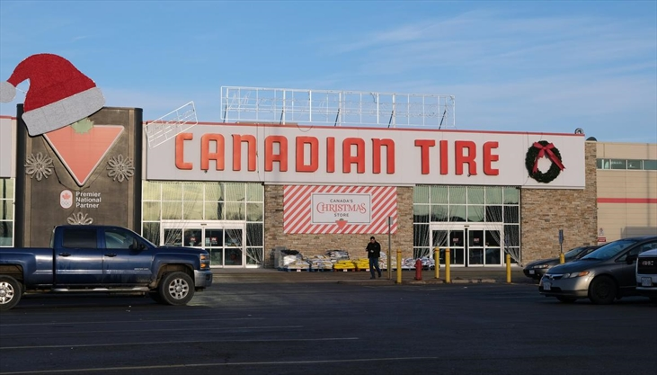 welland canadian tire expansion to include more parking  yarmouth canadian tire store expanding