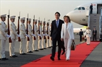 Justin Trudeau arrives in Tokyo ahead of G7-Image1