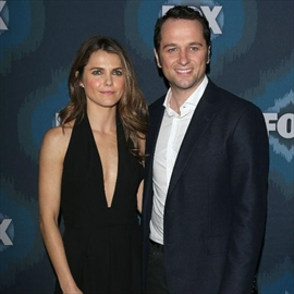 Baby joy for Keri Russell and Matthew Rhys -Image1