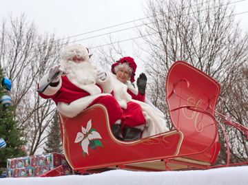 Whitby Santa Claus Parade