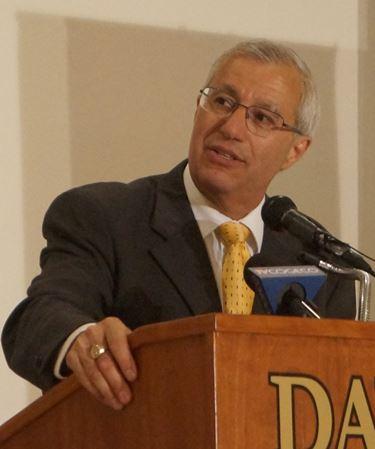 Nipissing MPP Vic Fedeli