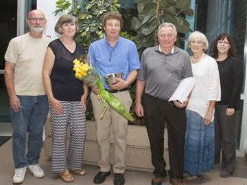 Burlington Civic Rose Awards presented