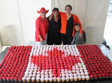 Meaford celebrates Canada Day