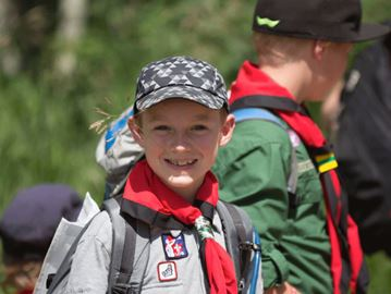 SCOUTS CANADA REGISTRATION BEGINS IN HUNTSVILLE