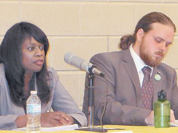 Dirty politics at play in Scarborough-Rouge Park, audience member at debate alleges-image1