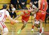Markham high School Basketball Derby Match