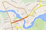 Road Closure for July 5, 2015 from roughly 9 am to 4 pm