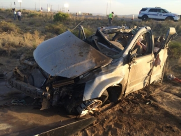 Dallas Cowboys staffers' bus involved in fatal Arizona crash-Image2