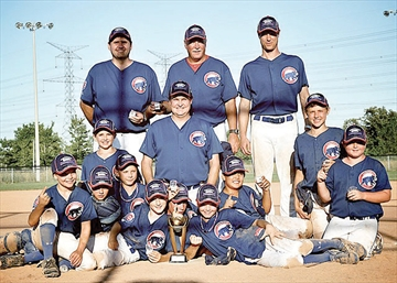 Cubs Win Double A Oba Title