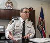 London Police Chief John Pare
