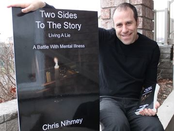 Findlay Creek teacher, author fights mental-health stigma with new books