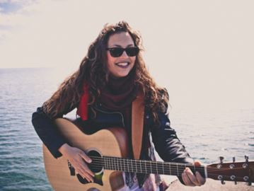 Acoustic Blend Café welcomes Piper Hayes to the Milton Legion Hall stage