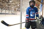 Hockey providing thrills for seven-year-old Oakville amputee