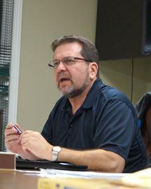 Powassan Councillor Roger Glabb