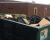 G.L Armstrong dumpster