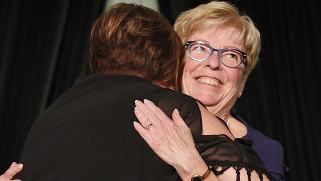 Whitby S Peter Perry Award Winner Mary Nurse Keeps It In The Family Mississauga Com