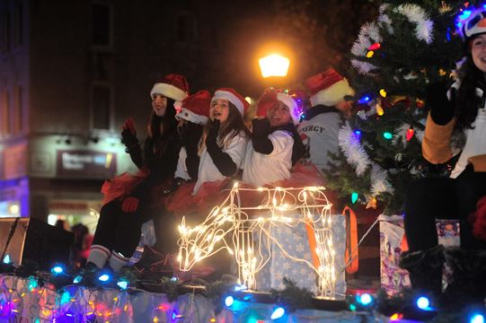 Hamilton's Santa Claus parade is changing its route