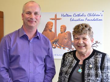 Halton Catholic Children's Education foundation helps students in need