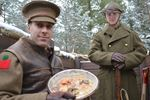 First World War meal kicks off CFB Borden centennial near Angus