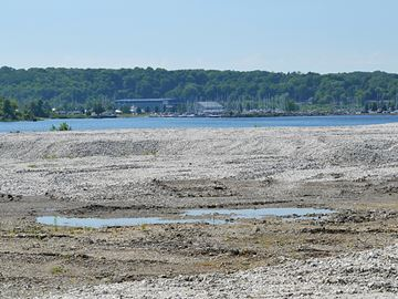 Town pressuring developer to get moving on Midland Bay Landing project