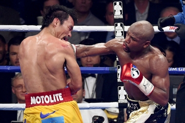 Mayweather victory