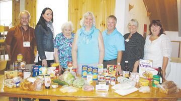 Food bank works on strategic plan