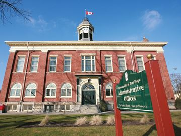 Port Hope Town Hall