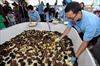 Crew makes 1,126-pound bowl of Hawaii rice dish-Image1