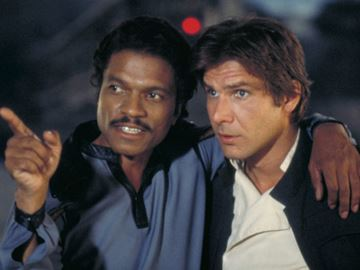 'Lando has been a really big part of my life'