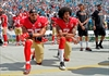 Kaepernick on threats: If it happens, you've proved my point-Image1