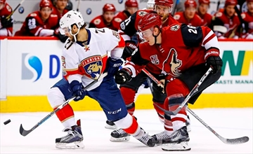 Rieder scores in OT, Coyotes hand Panthers 4th straight loss-Image2