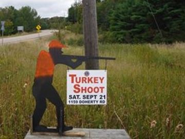 GUN SHY: