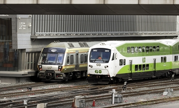 Metrolinx says GO and UP Express service would be scaled back starting Wednesday, March 18. New GO schedules are expected to be posted online Sunday.