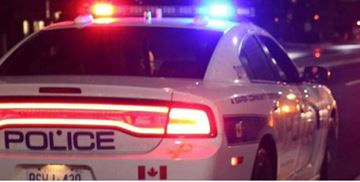 Peel police are investigating after a vehicle was stolen at knife point in Brampton.