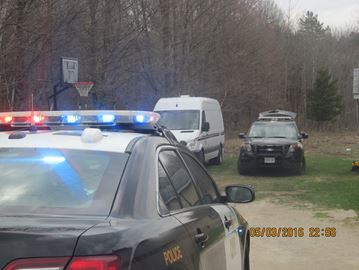 Possible human remains found in Manitoulin woods