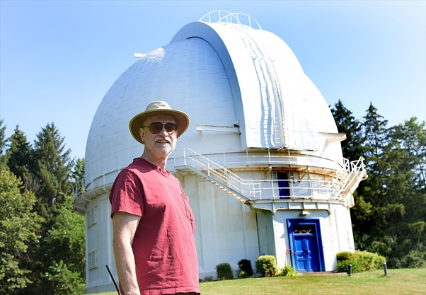 Richmond Hill's David Dunlap Observatory declared national historic site