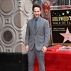 Paul Rudd receives star on Hollywood Walk of Fame -Image1