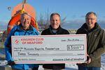 Kinsmen/Kinettes donate to Meaford Hospital