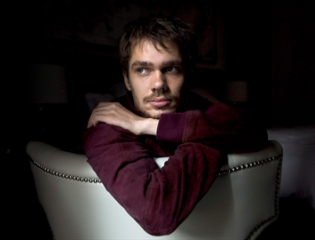 Ellar Coltrane on growing up in 'Boyhood'-Image1