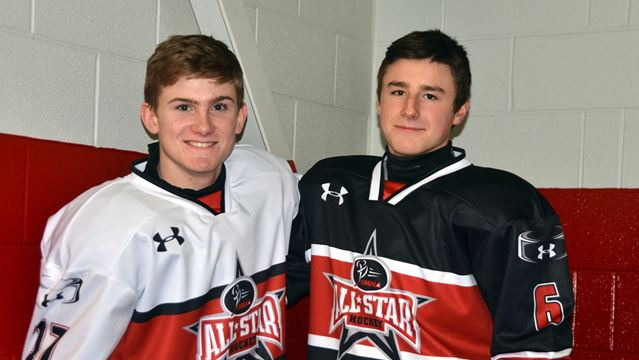 Flamborough bantam players attend OMHA All-Star event